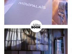 AddressBook-Le Mini Palais