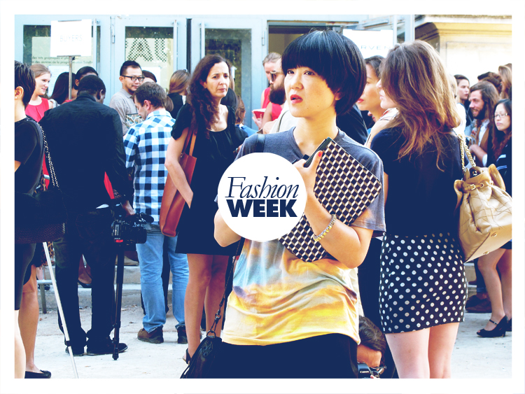 Fashion Week-Paris-devant Carven