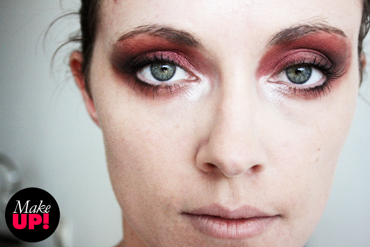Makeup! Tuto-Red One