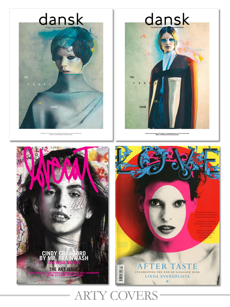 Arty Covers