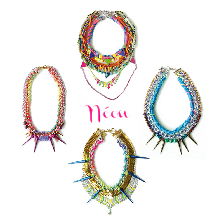 collier-neon