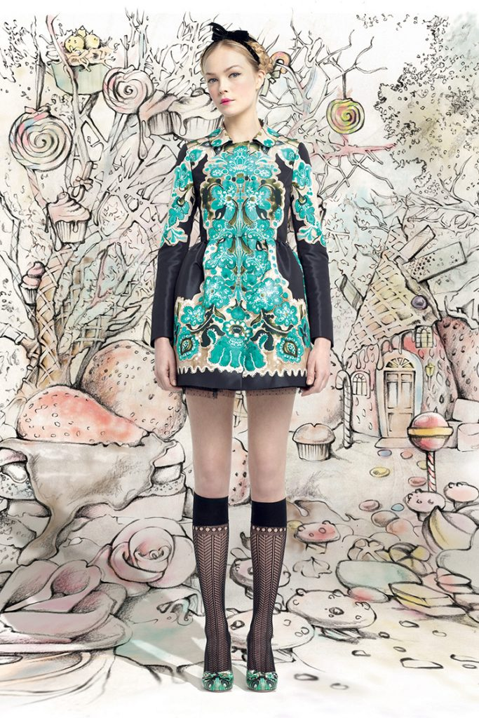 In Love With Red Valentino