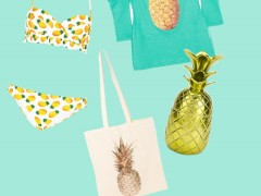 Pineapple Shopping