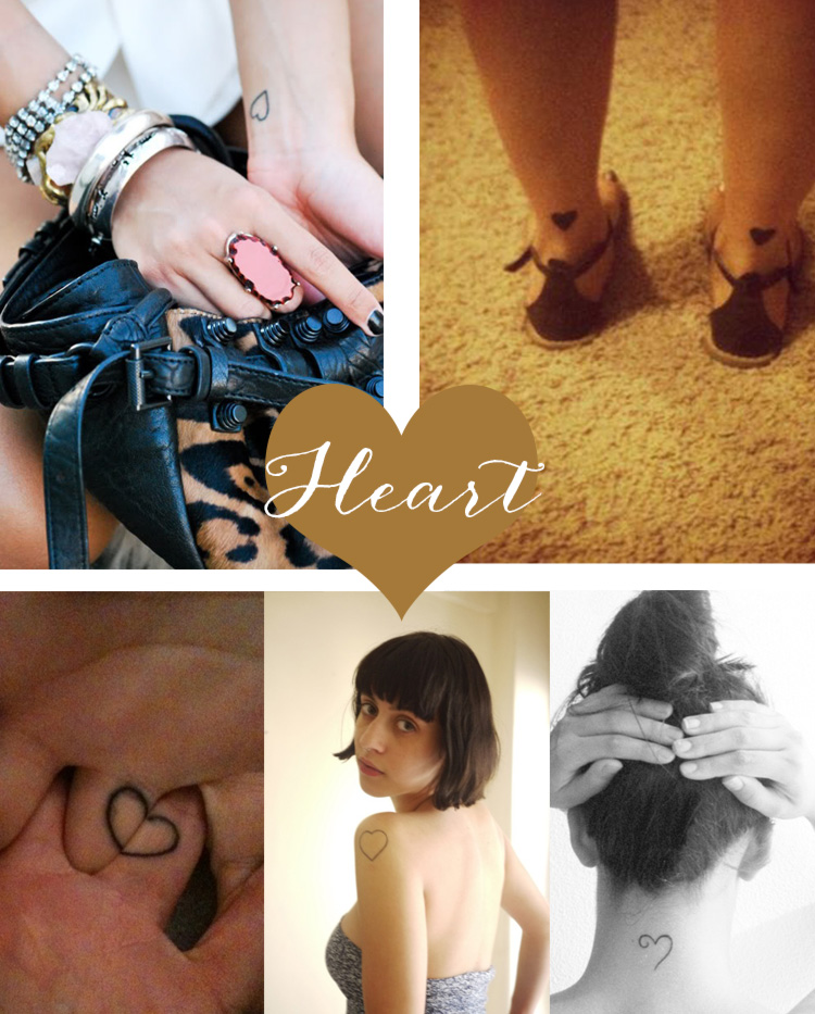 Tattoo ideas #8 – Heart