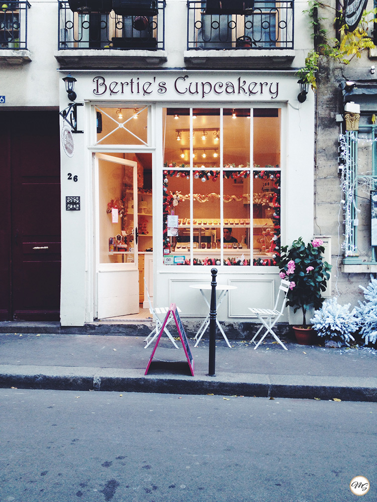 Berties Cupcakery