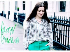 Green is the new black : Look londonien