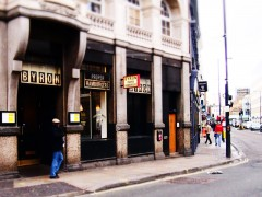 To eat in London : Byron Hamburgers