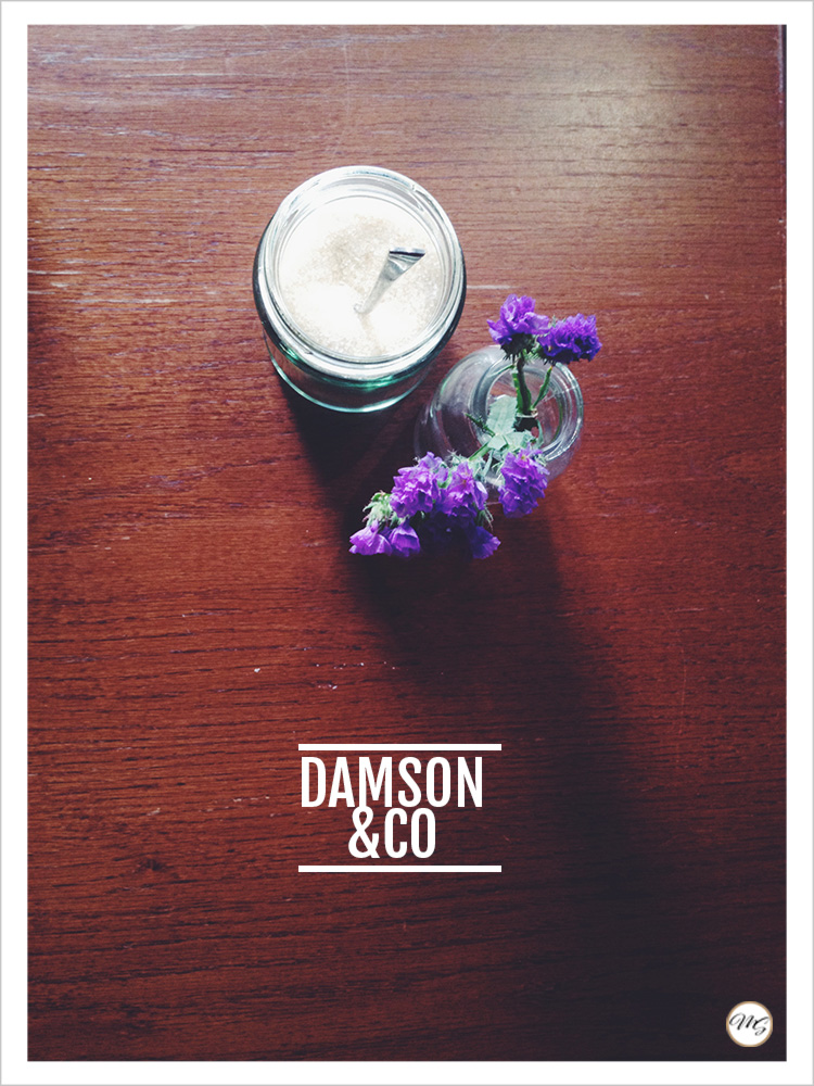 To eat in London : Damson & Co
