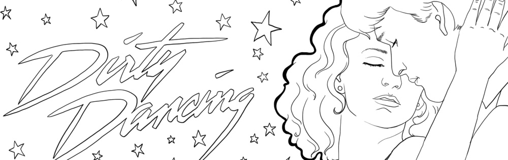 Coloriage : Dirty Dancing