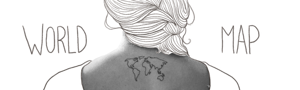Tattoo Ideas #32 – World Map