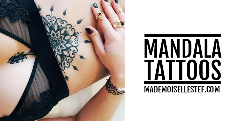 Tattoo Ideas #35 – Mandala