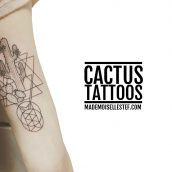 tattoo idea cactus