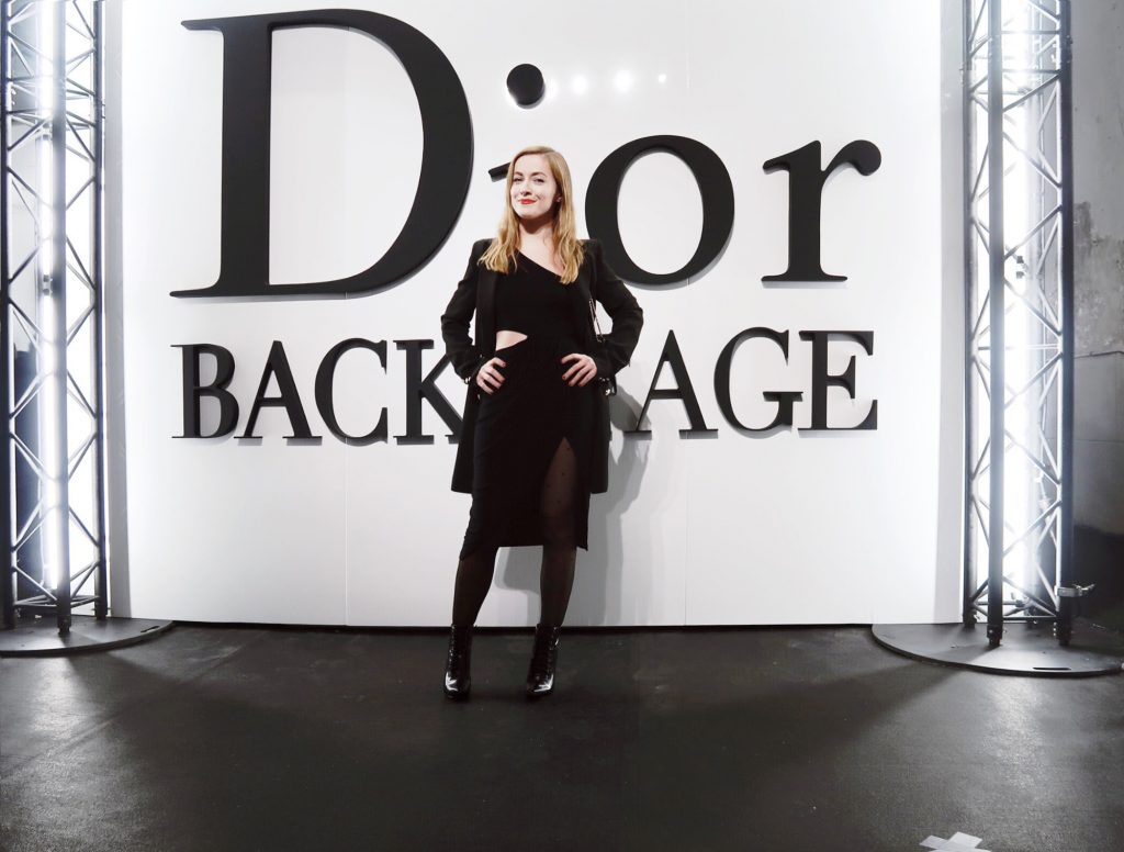 Fashion Week Paris : What i wear for the Dior backstage party !!
