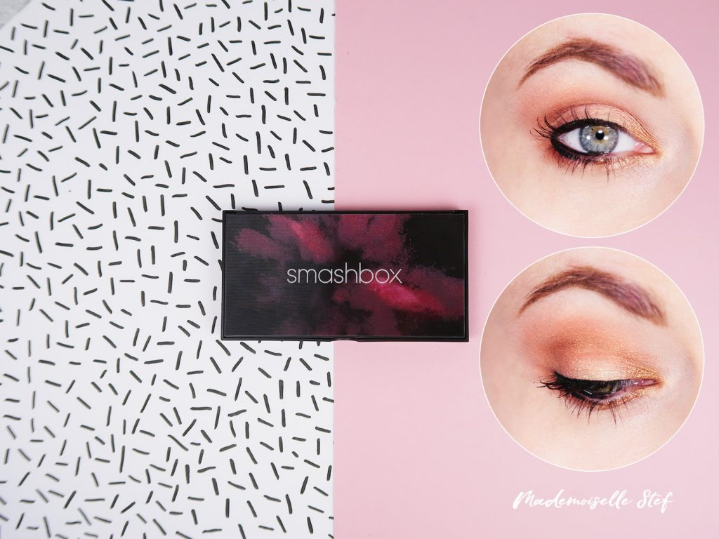 Review : Smashbox Cover Shot Eye Palette