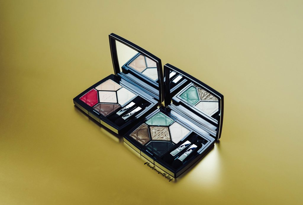 Dior Makeup Metallics (limited edition)