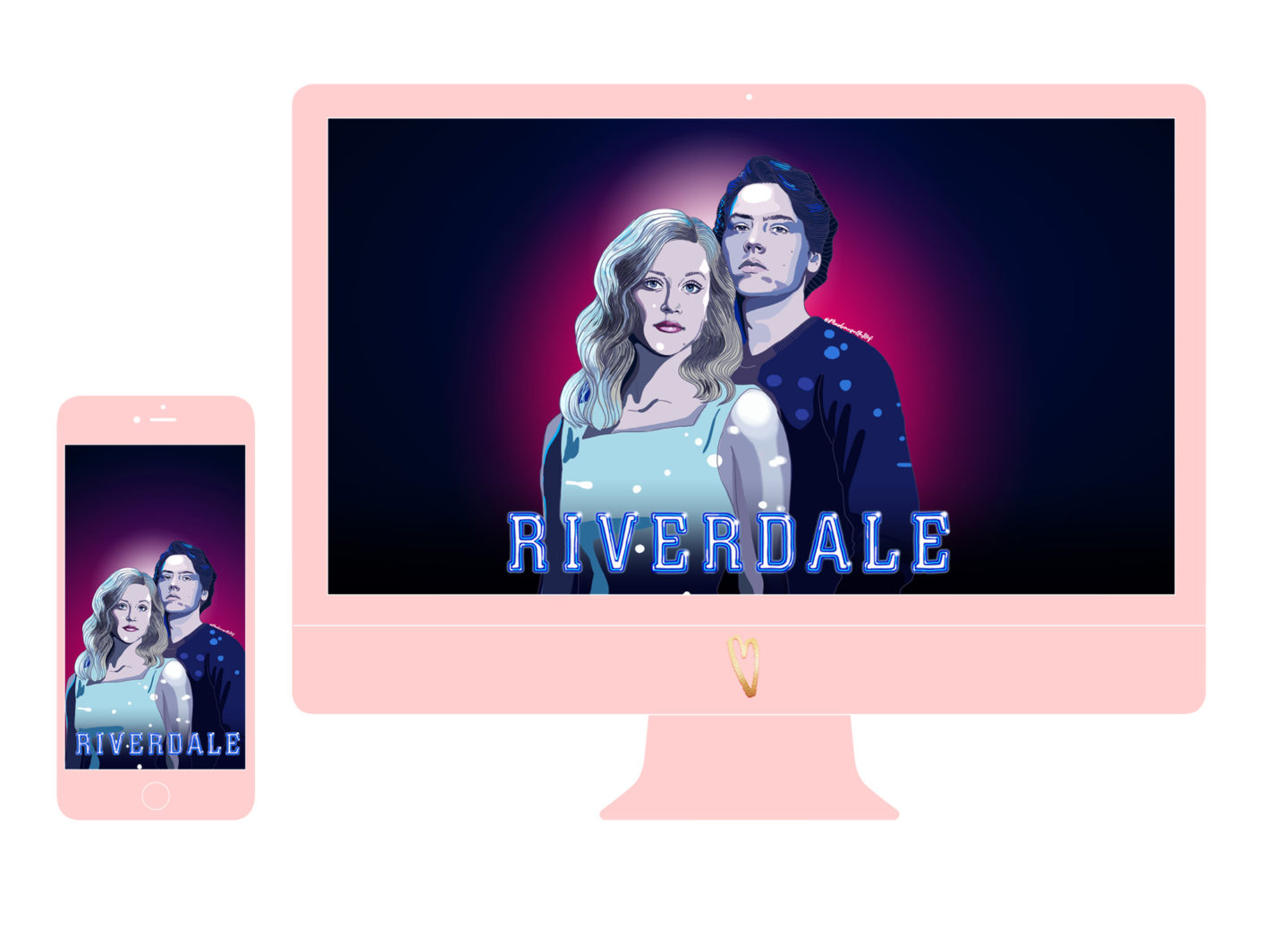 Wallpapers : Fond d'écran Riverdale