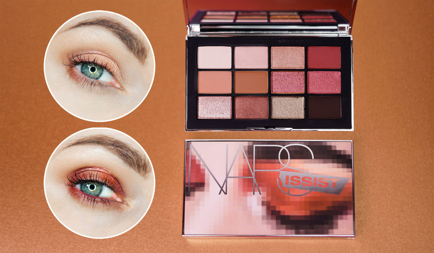 Narsissist Wanted palette Nars : Review et makeup !