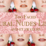 Natural Nudes Lipsticks too faced