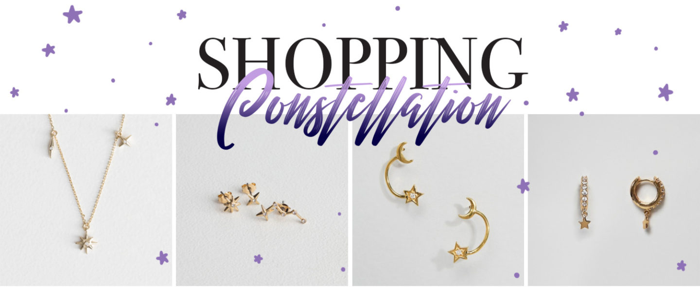 Selection shopping Constellations : Portez le ciel étoilé !