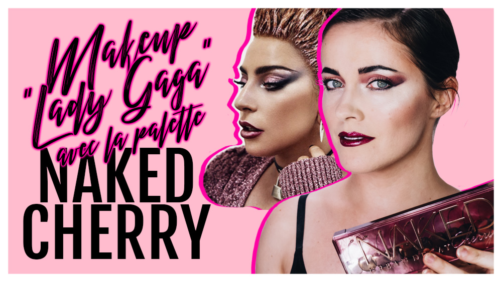 naked cherry lady gaga makeup