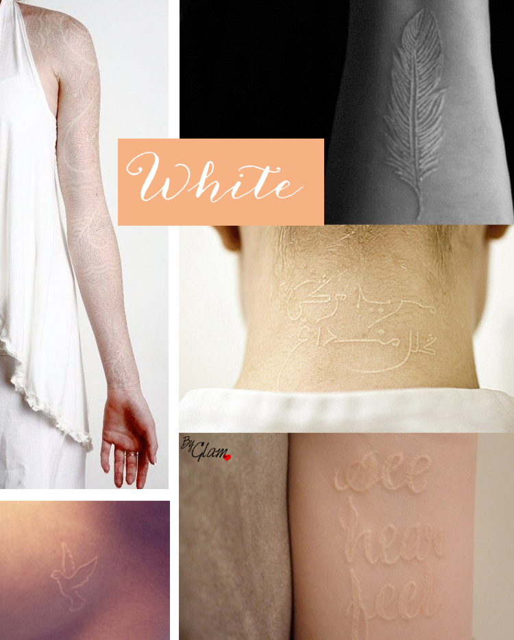 Tattoo ideas #9 – White