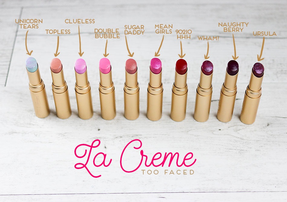 blog beaute la creme too faced