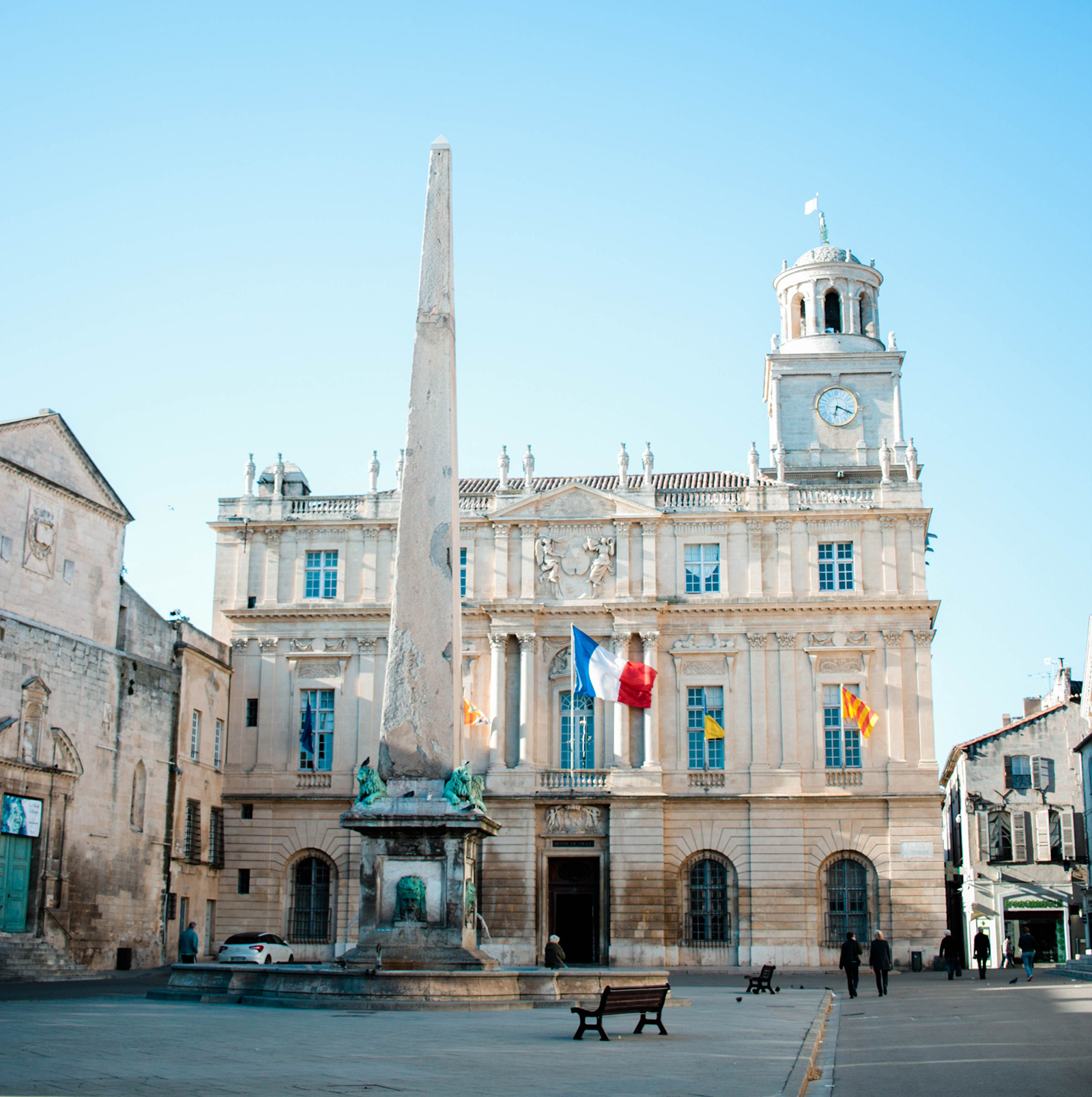 blog voyage city break arles