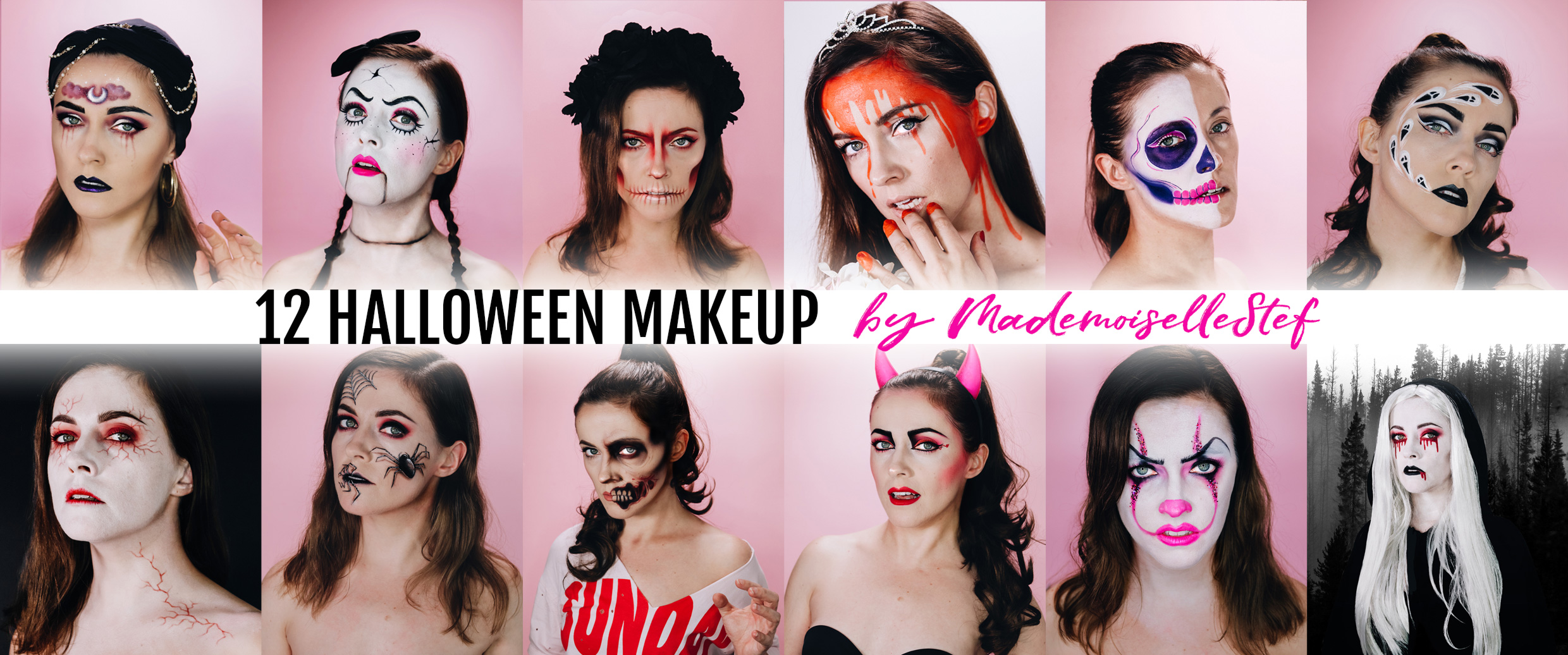 halloween18 12 makeup ideas